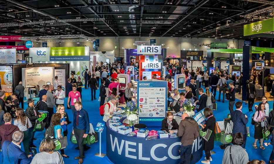 Why we went to Accountex 2019