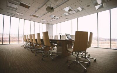 The changing face of office space